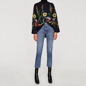 Zara Jeans - Zara High Rise Vintage Cut Jeans